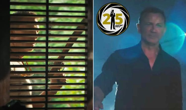 James Bond 25 set video: FIRST official look at Daniel Craig's 007 scenes in Jamaica WATCH