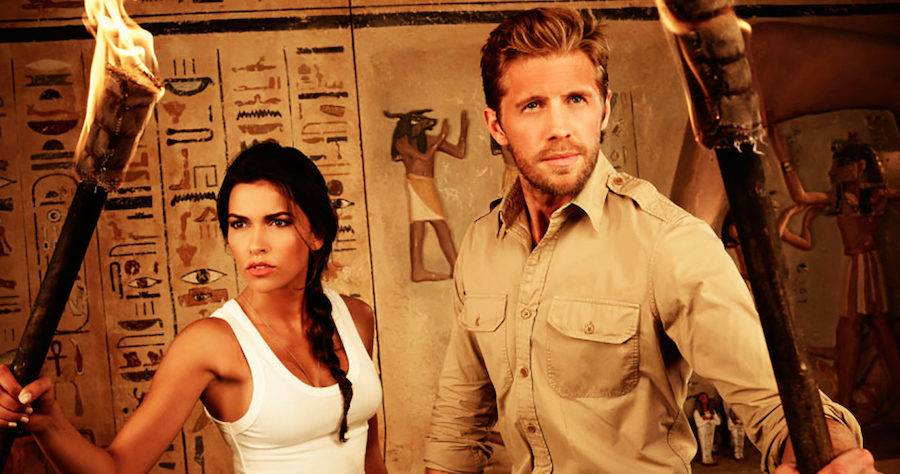 CBS Renews Summer Drama 'Blood & Treasure' for Season 2