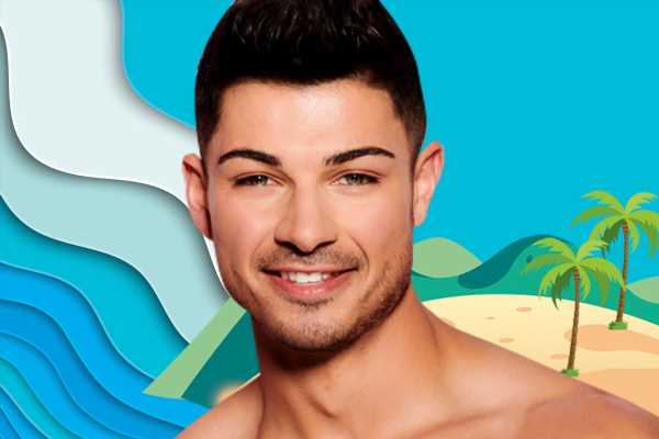 Who is Anton Danyluk, where is the Love Island 2019 contestant from and what is his gym called?