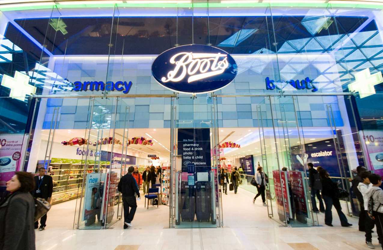 Boots to close hundreds of stores in fresh blow to the high street