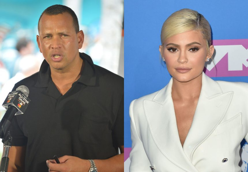 Quote Of The Day! Alex Rodriguez Says Kylie Jenner Talked About 'How Rich She Is' At The Met Gala!