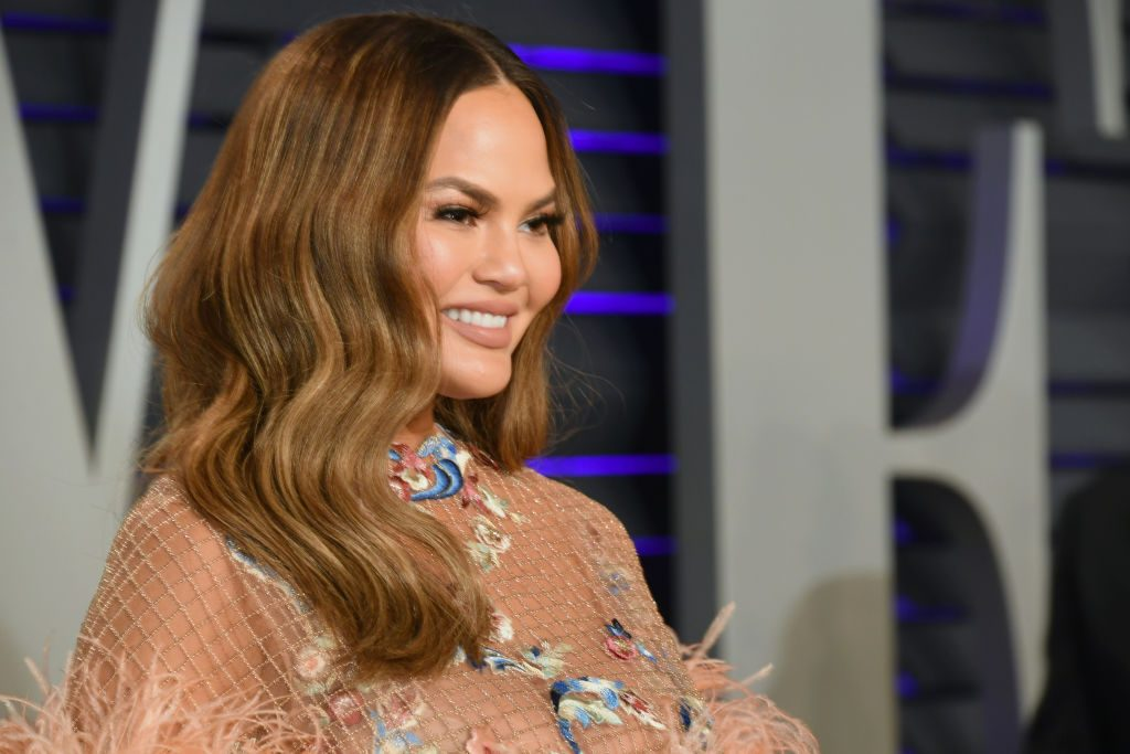 Here's What Chrissy Teigen Says Is the Biggest Difference Between Her Two Kids