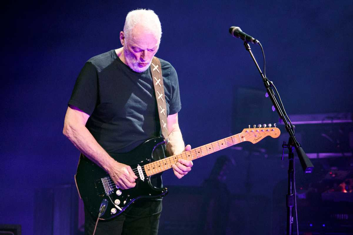 Why Colts Owner Jim Irsay Paid $4 Million for David Gilmour's 'Black Strat'