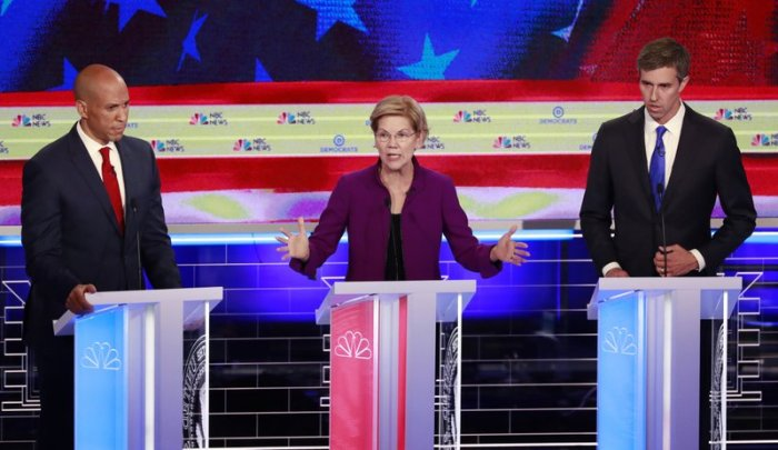 TV Ratings: First Democratic Debate Posts Solid Returns