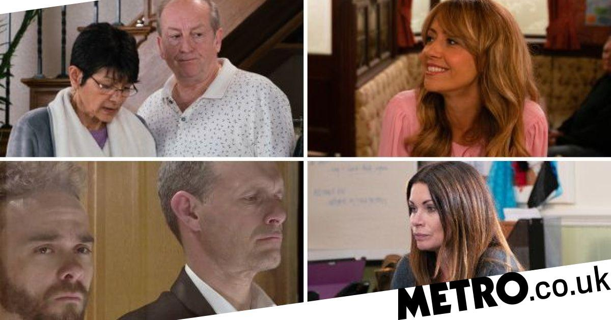 Cruel abuse, Carla's shocking decision, sex shock and 7 more Corrie spoilers