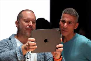 Jony Ive, The Designer Behind Apple's Most Iconic Products, Is Leaving The Company