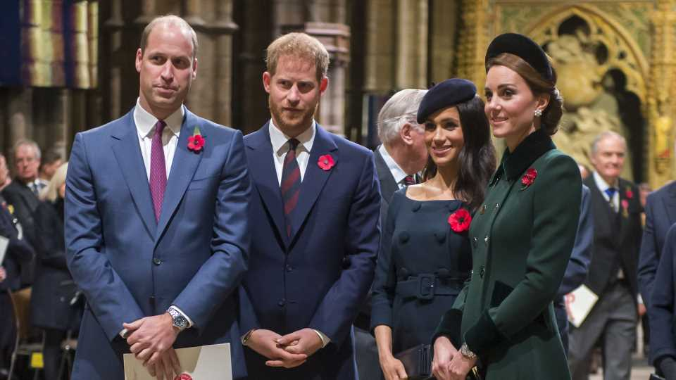 William and Harry's Royal Charity Feud Might've Been Because of Meghan & Kate