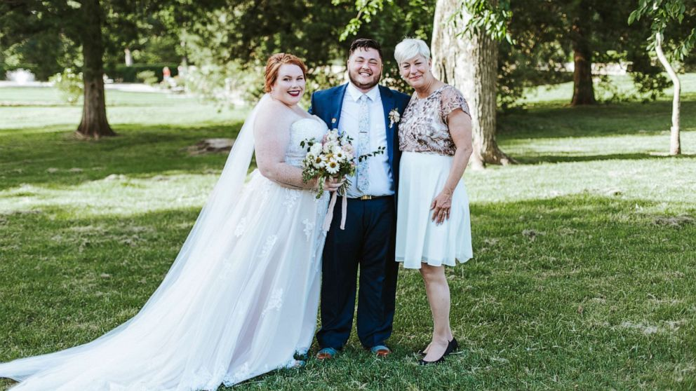 This mom attends LGBTQ weddings when the couple's families won't: Here's why