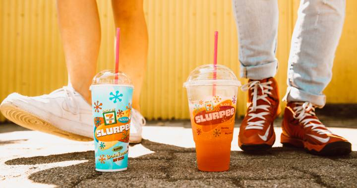2 decades of cold, syrupy sipping: Manitoba the Slurpee Capital of the World 20 years in a row