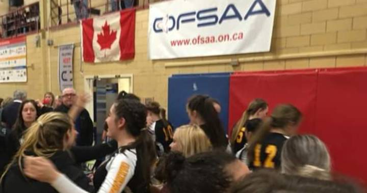 London to host provincial high school volleyball championships in 2021