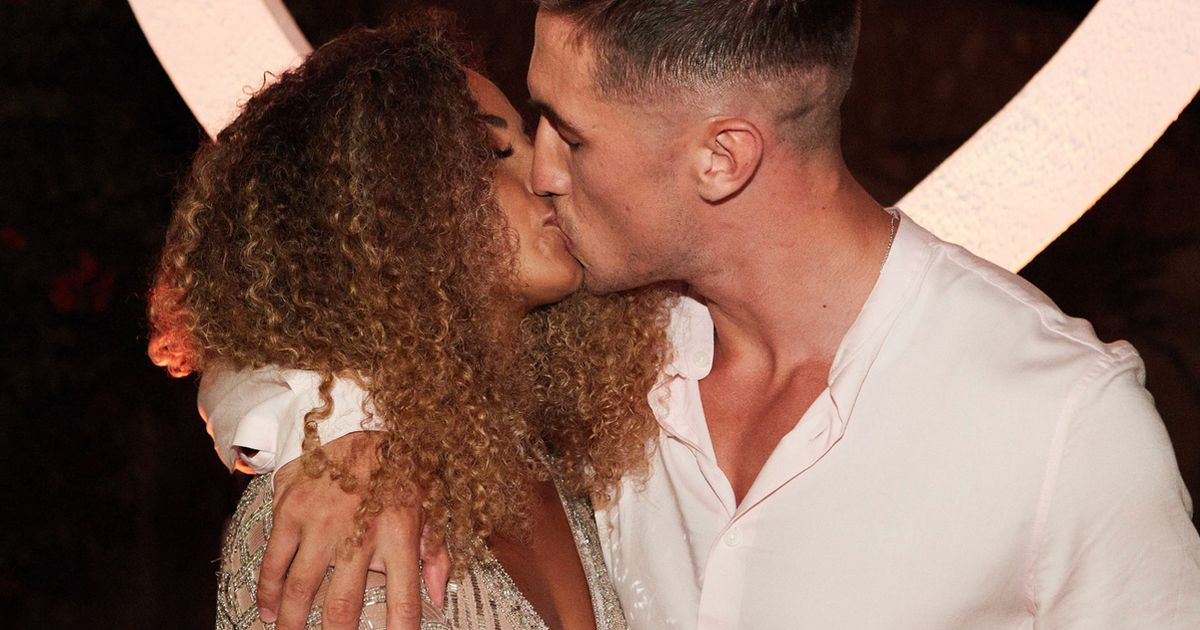Amber went from therapy when Michael dumped her to winning Love Island
