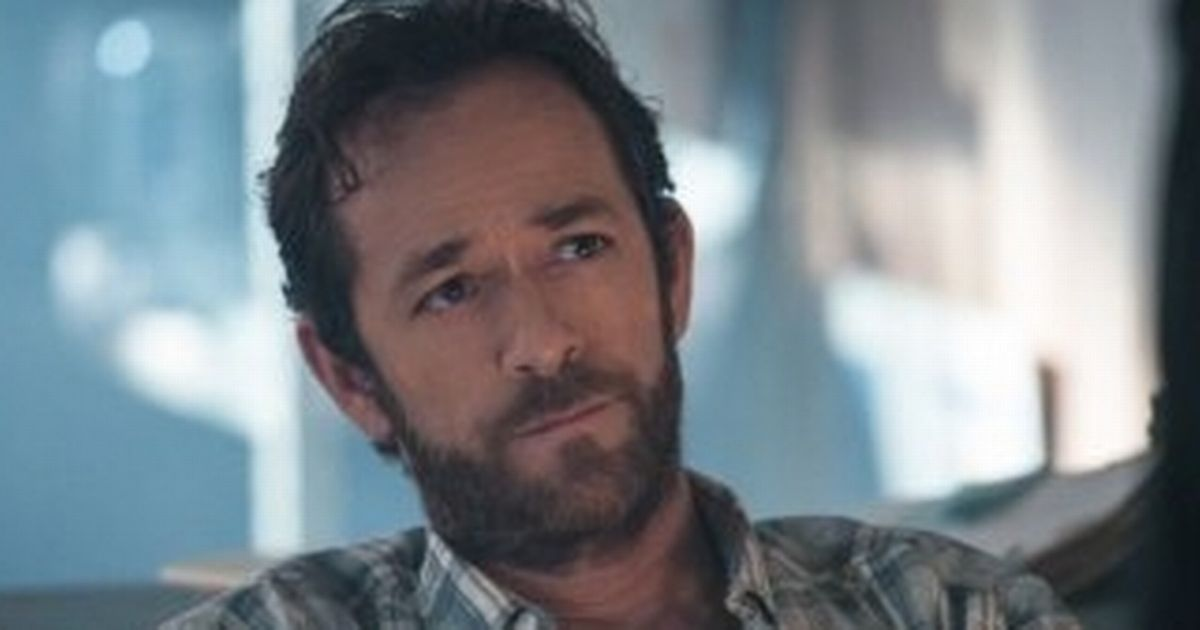 Luke Perry's son shares touching tribute before premiere of his last movie