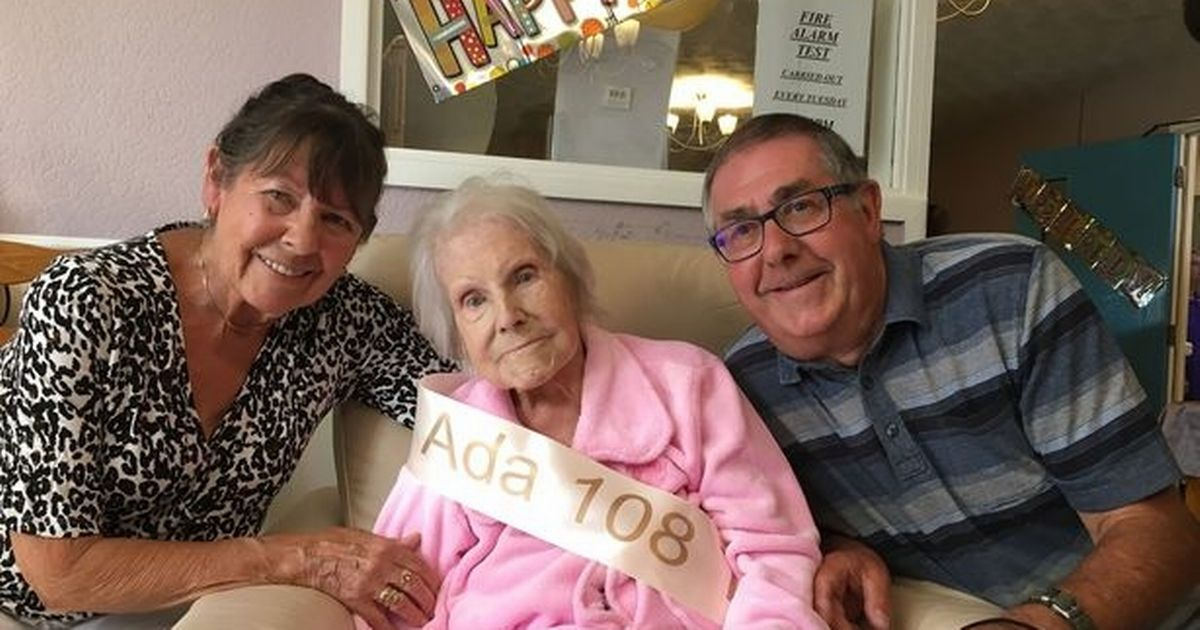'Good fun' 108-year-old reveals secrets to a long life