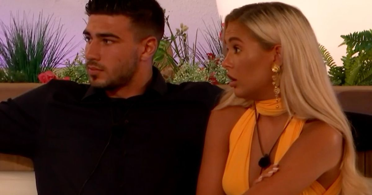 Love Island's Molly-Mae and Tommy take romance to next level with big news