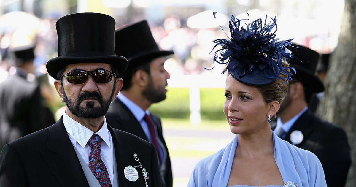 Dubai ruler's wife 'fled to London after becoming too close to Brit bodyguard'