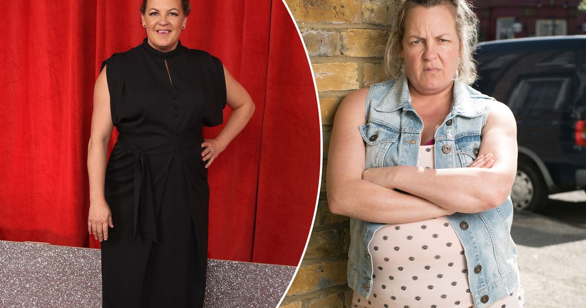 EastEnders star Lorraine Stanley reveals weight loss secrets after shedding 12lbs in just SIX weeks