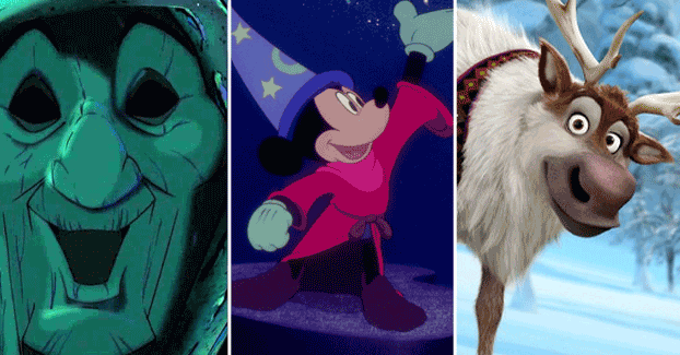 Can You Name Just One Character From Every Disney Movie?