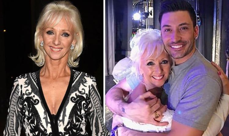 Debbie McGee 'excited' for Giovanni Pernice as he makes huge move away from Strictly