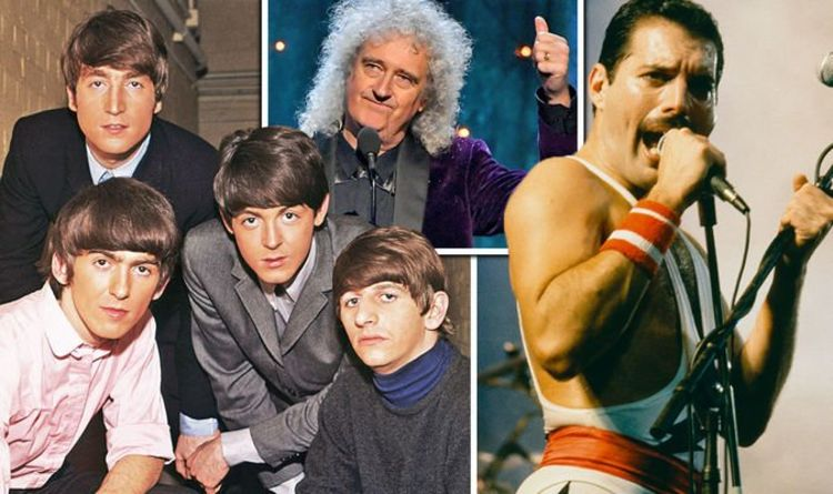 Brian May reveals big difference between Queen and the Beatles 'They couldn't do THIS'