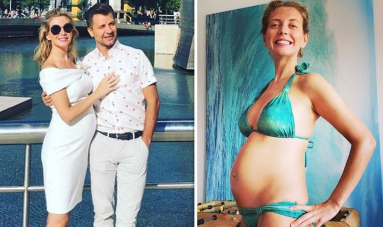 Rachel Riley reveals husband Pasha's clever move as she talks 'pregnant married life'