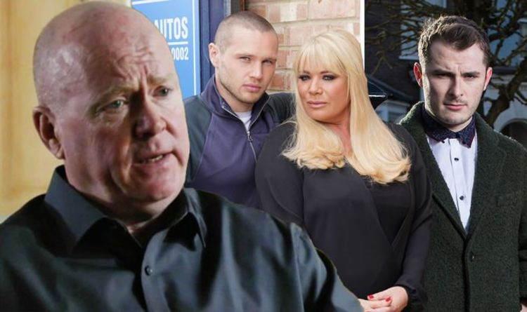 EastEnders spoilers: Phil Mitchell foreshadows own death in big clue you missed?