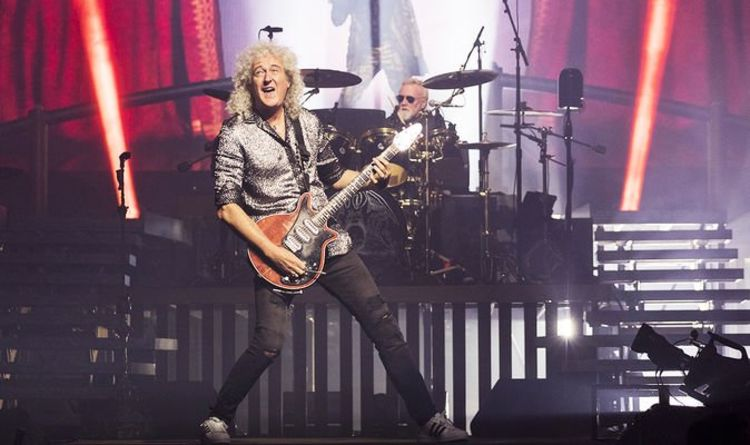Queen tour: Roger Taylor pays tribute to Brian May in the most beautiful way