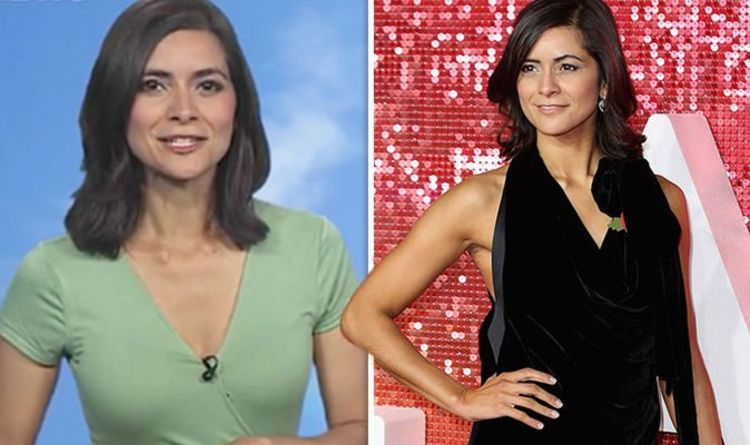 Lucy Verasamy: 'Know me so well' ITV weather star gushes over incredible gift