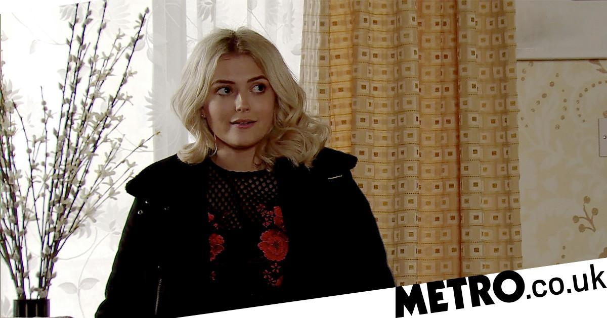 Corrie star 'refuses to feel sh*tty' as she shares inspiring message