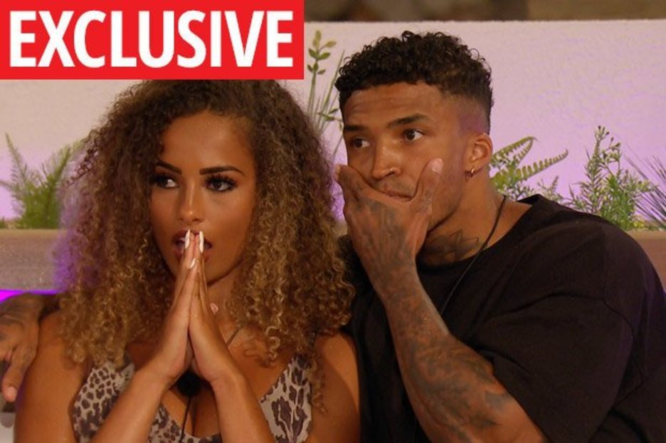 Love Island's Michael and Amber set for romantic reunion – on one condition