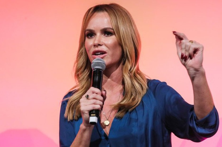 Amanda Holden launching music career after landing £1million record deal