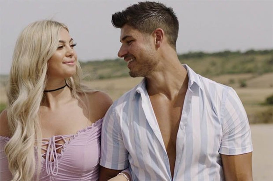 Love Island's Anton rekindles romance with Belle after brief split