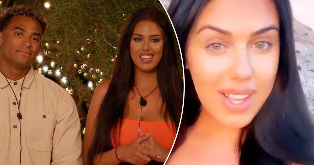 Love Island: Anna Vakili breaks silence as she returns to social media after being dumped from the villa