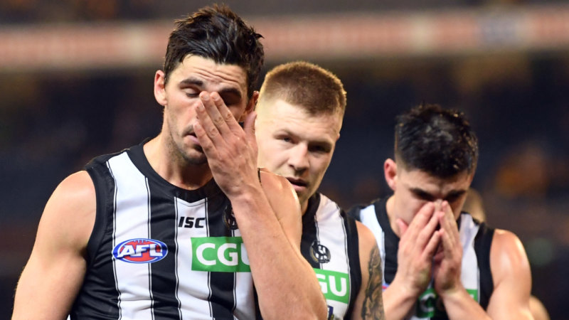 'Every year there's something at Collingwood'