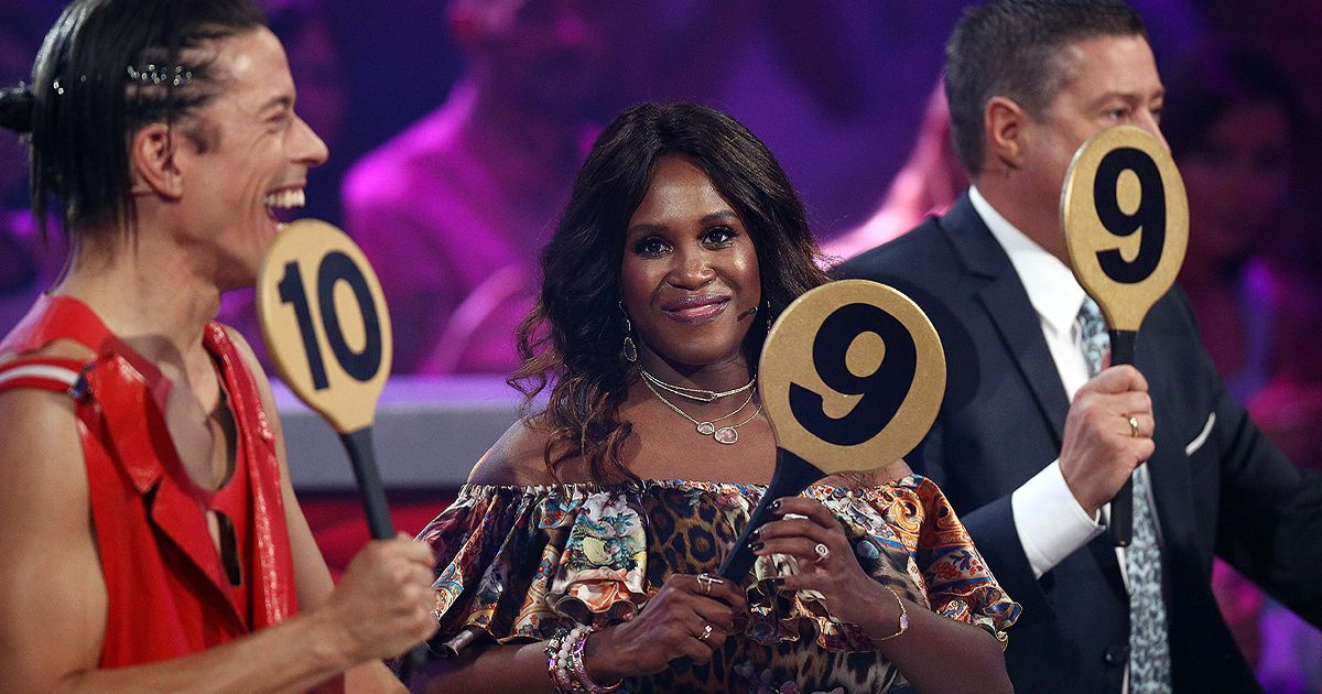 New Strictly judge Motsi Mabuse in furious 'backstage scrap'