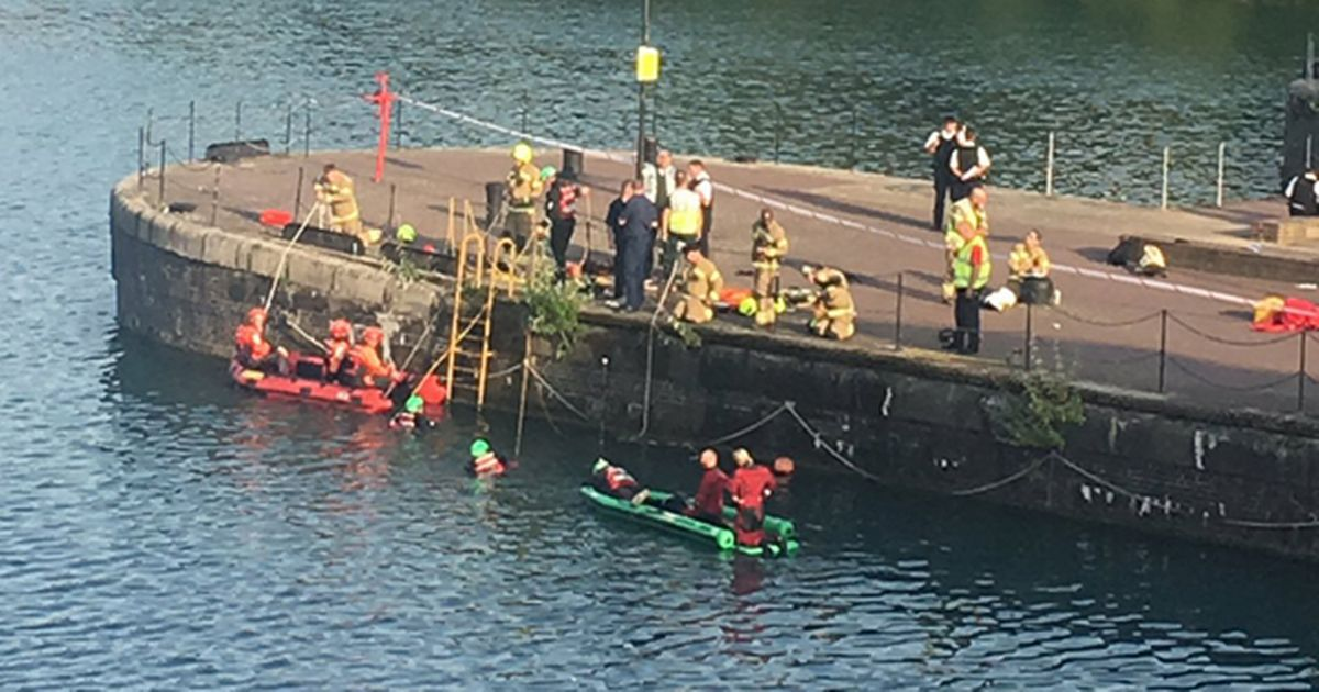 Man feared dead after disappearing while swimming in East London dock