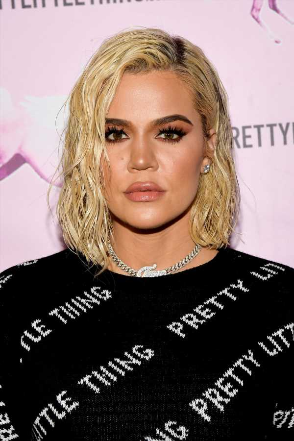 Khloé Kardashian's New Pajama Photo Of True Proves She's Totally Her Mini-Me