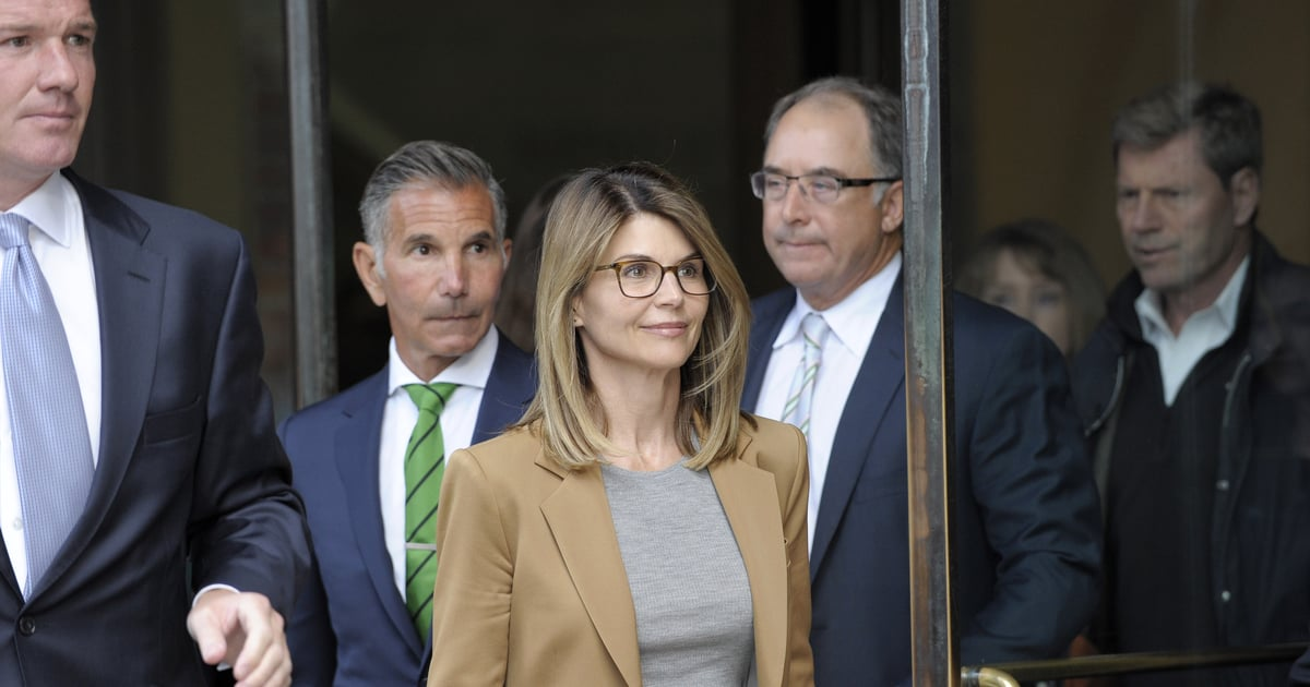 It's Happening — Lifetime Is Turning the College Admissions Scandal Into a Movie