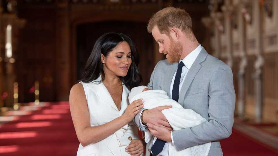 Why Meghan Markle & Prince Harry Are Being Shamed for Archie's Christening