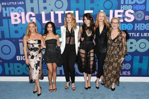 Big Little Lies' Cast Has The Craziest Connection With One Another