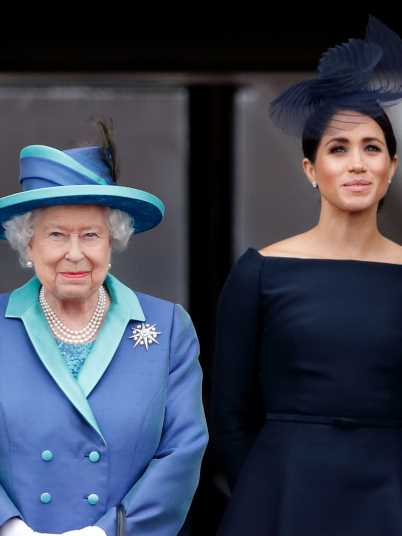 Queen 'agrees' with how Meghan Markle handled family feud