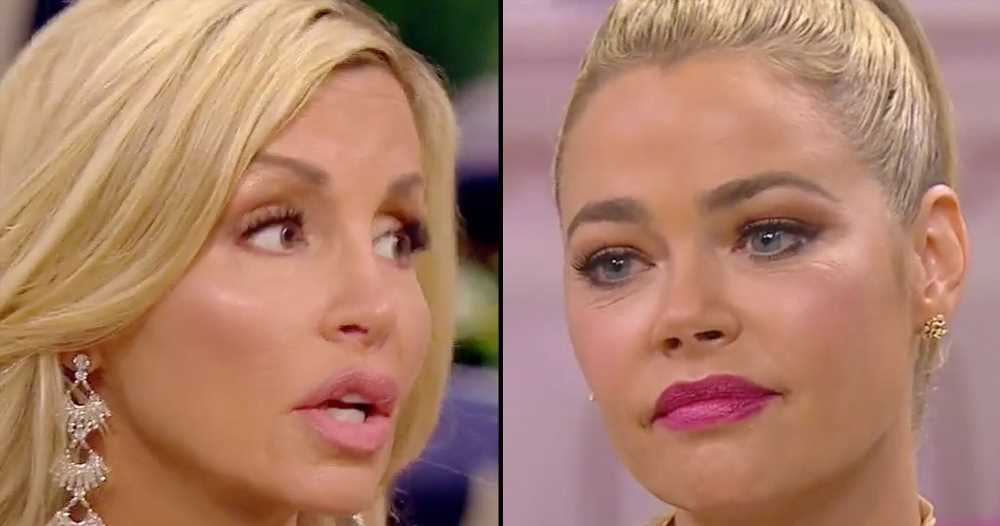 Camille Implies She Works Harder Than Denise on 'RHOBH' Reunion: Sneak Peek