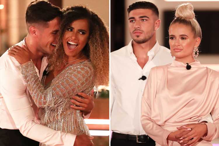 Love Island's Amber and Greg won after boycott over 'fake' Molly-Mae and are now set to become millionaires in months