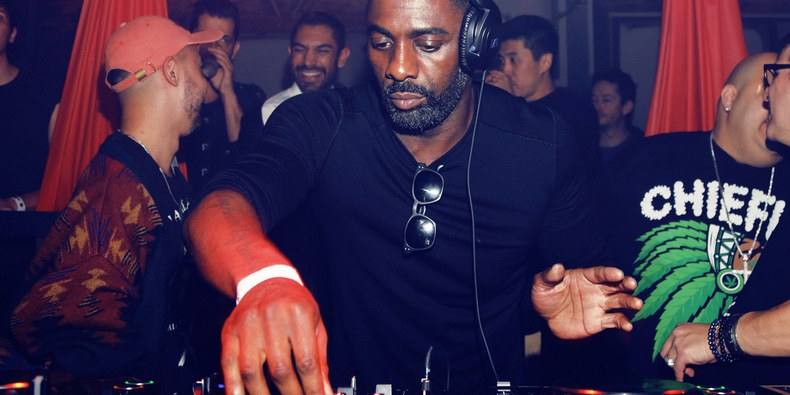 Idris Elba Hints at What Was on Meghan Markle's Mystery Wedding Playlist