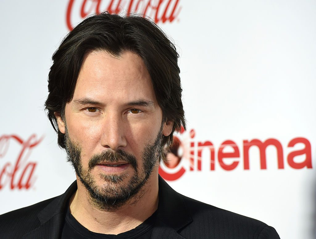 Keanu Reeves' Strange Connection to David Bowie