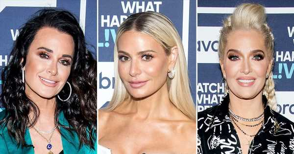 Kyle, Dorit and Erika Fire Back After They're Forced to Address Legal Woes