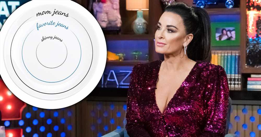 Speaking Out! Kyle Richards Opens Up About Portion-Control Plates