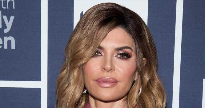 Lisa Rinna: I 'Probably' Have Issues With Food