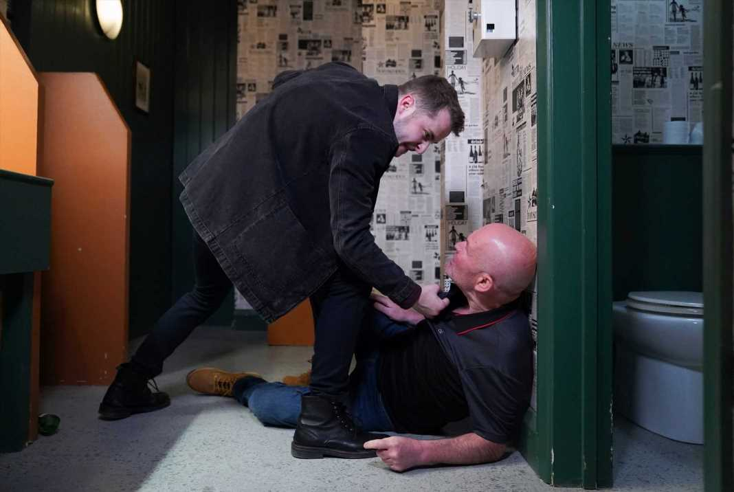 EastEnders spoilers: Ben Mitchell attacks Jonno Highway in the pub loos in explosive homophobia row