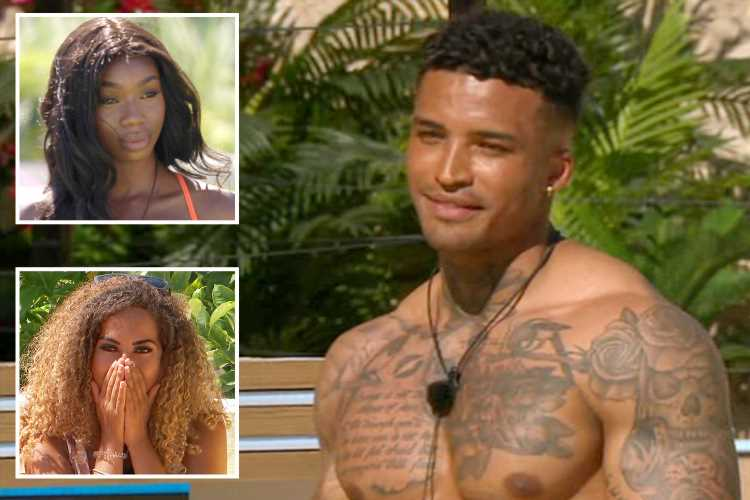 Love Island fans think Yewande and Amber are psychic after branding Michael a 'heartbreaker' who'll 'ruin Amber's life' on day one