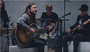 Lukas Nelson and Promise of the Real Strip Down for 'Where Does Love Go'